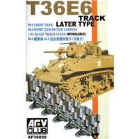 M5/M8 Workable Track Links (T36E6)