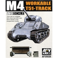 M4/M3 Workable Track Links (T51)
