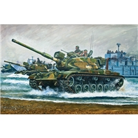 M60A1 Patton Main Battle Tank