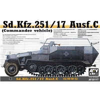 SdKfz 251/17 Ausf C Command Vehicle