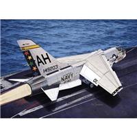 USN F-8E Crusader VF-162 'The Hunters'