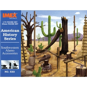 South Western Alamo Accessories