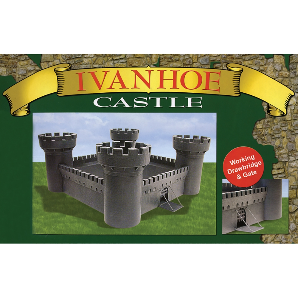 Ivanhoe Castle Round Towers