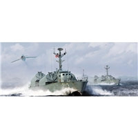 Type 21 PLA Navy Missile Boat (kit)