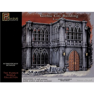 Gothic City Building large