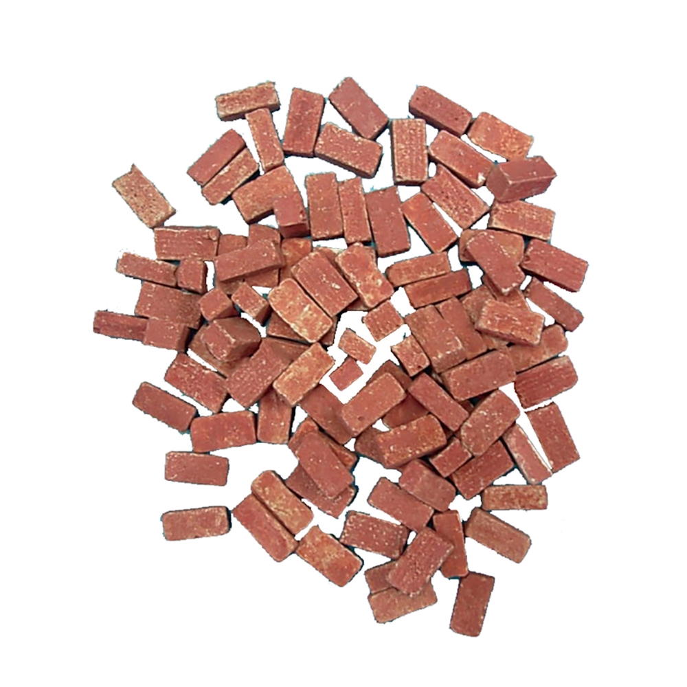 Large Bricks Red