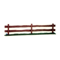 Wooden Fence 6' straight (6 pcs per blister)