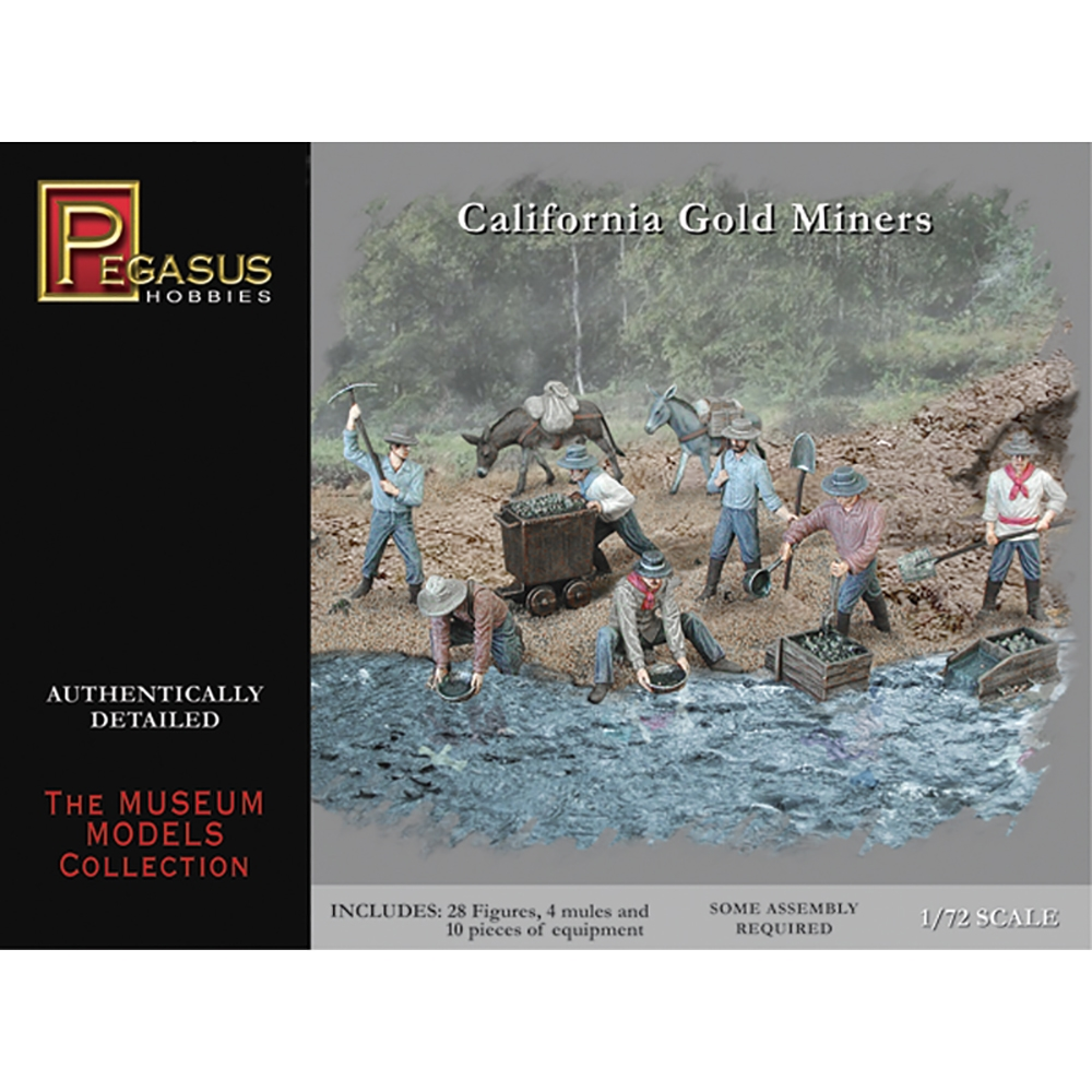 California Gold Miners
