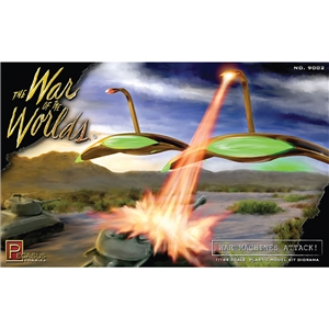 War of the Worlds Diorama (kit)