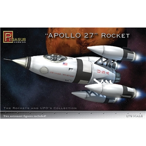 Apollo 27 Rocket Ship