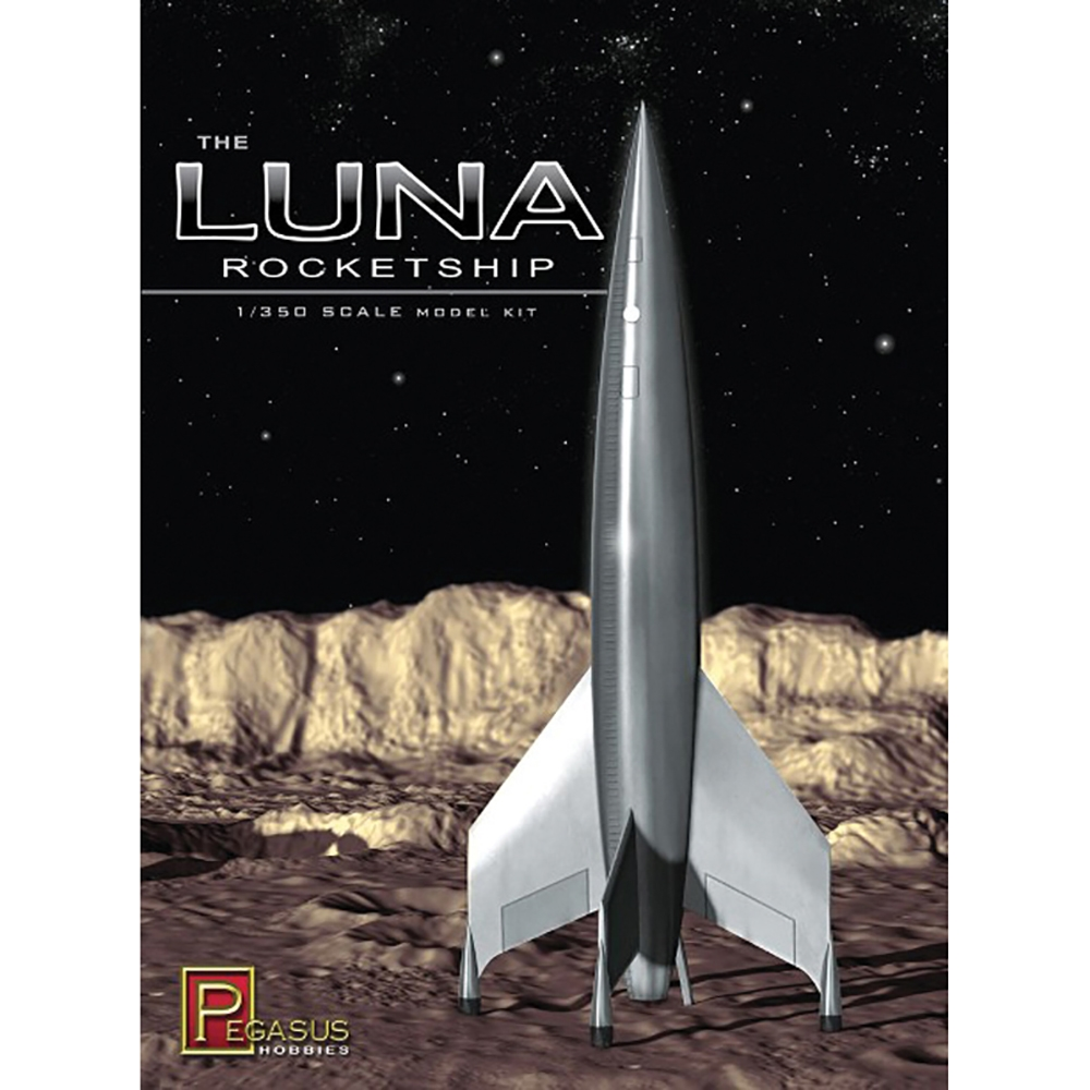 The Luna Rocketship