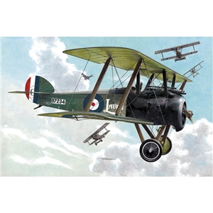 Sopwith F.1 Camel w/ Bentley