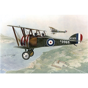 Sopwith F.1 Camel 2-seat Trainer