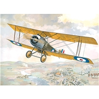 Sopwith 1½ Strutter 1-seat Bomber