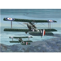 Sopwith 1½ Strutter Comic Fighter