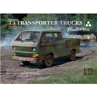 T3 Transporter Pick-up Truck/Crew cab