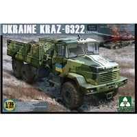 Ukraine KrAZ-6322 Late