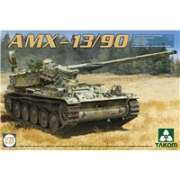 AMX-13/90 French Light Tank