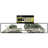 M5A1 PE for Light Guard & Detail Up Set