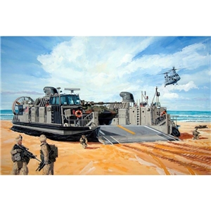 LCAC Landing Craft Air Cushion USMC