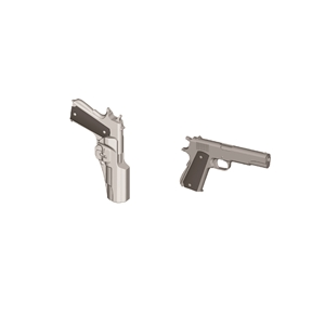 Colt M1911 World Pistol Selection (qty 12)