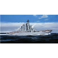 Admiral Ushakov Russian Battle Cruiser