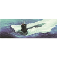 USS Sea Wolf SSN-21 Attack Submarine