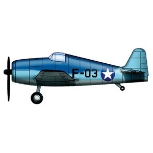 F6F Hellcat for USS Essex (qty 6)