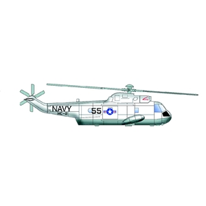 SH-3H Sea King (qty 6)