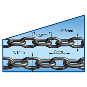 40cm Universal Fine Chain Set (2 types)