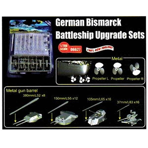 Bismarck 1941 Upgrade Set
