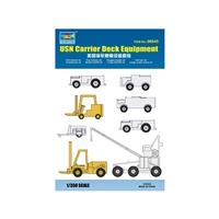 USN Carrier Deck Equipment (8 types, 2 ea)