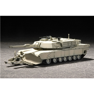 M1A1 with Mine Clearing Blade System