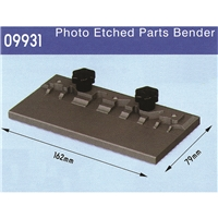 Photo Etched parts Bender Large (162x79mm)