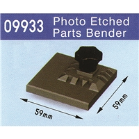 Photo Etched parts Bender Small (59x59mm)