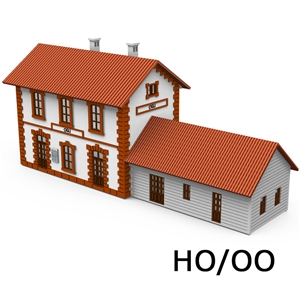 H0-00 Village Station (Soon)