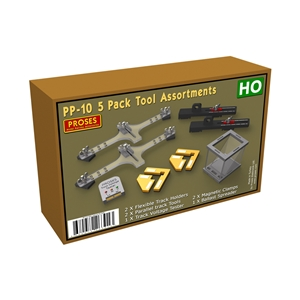 5 Pack Tool Assortments for H0