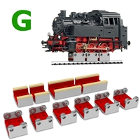 6 X Rollers for G Scale
