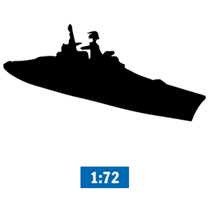 Naval - 1:72 Scale