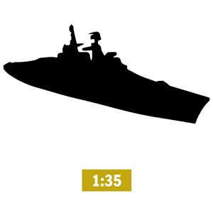 Naval - 1:35 Scale