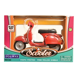 Sixties Scooter Assortment