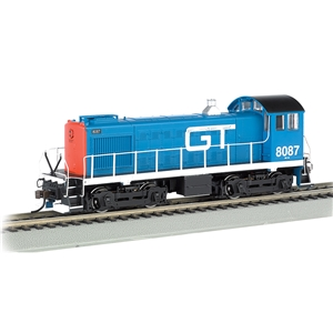 HO Scale Diesel Locomotives