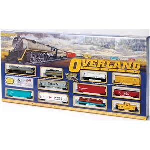 HO Scale Train Sets