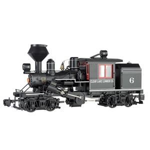 Large Scale Steam Locomotives