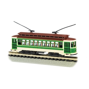 N Scale Street Cars & Other Motorised Items