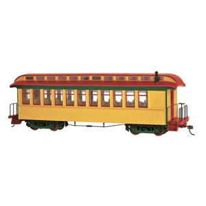 On30 Scale Passenger Coaches