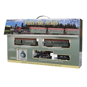 On30 Scale Train Sets