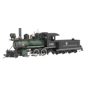 On30 Scale Steam Locomotives