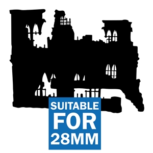 Suitable for 28mm