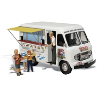 N Ike's Ice Cream Truck